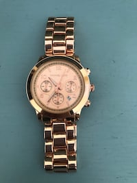 Michael Kors rose gold watch Lacey, 98516