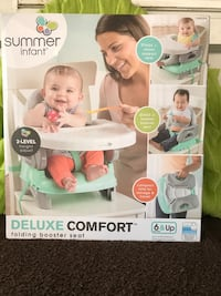 Folding Baby Booster Seat.
