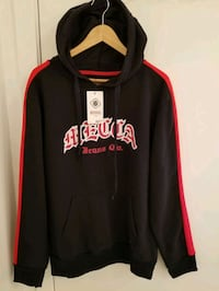 Mecca Jeans Men's hoodie in size large  Montréal, H4N 1M1