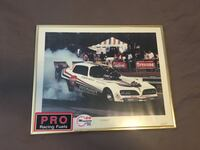 Pro Racing Fuels photo with frame