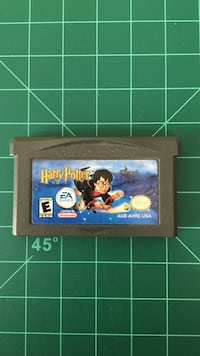 Harry Potter and the Sorcerers Stone GBA Game Toronto, M2K 2J7