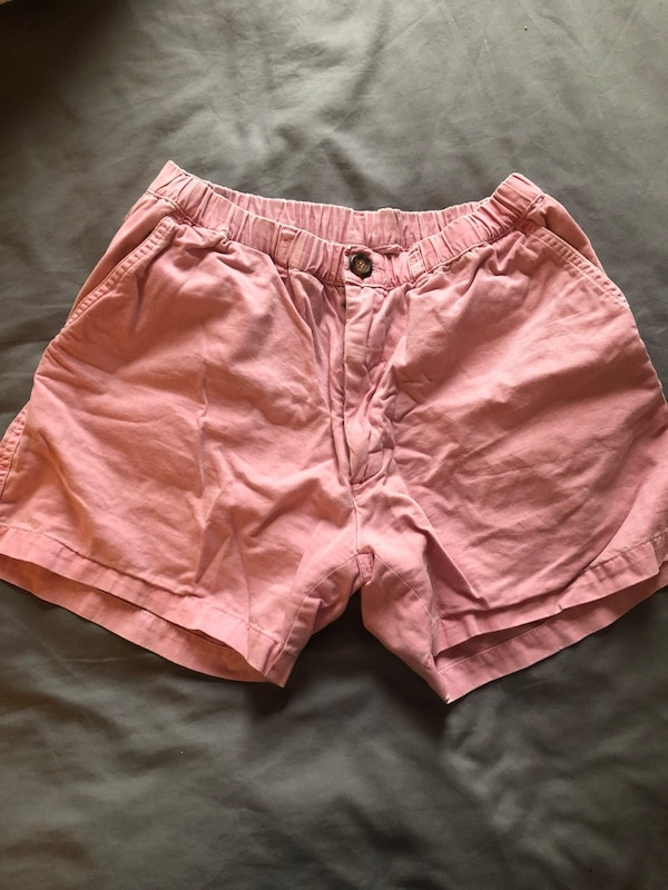 Men's chubbies salmon size M