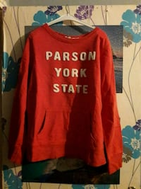 Sweat-shirt à col ras du cou imprimé par York York Grenoble, 38100