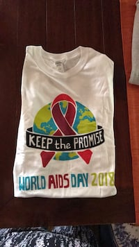 NEW 2018 World AIDS Day AFH.org commemorative Shirt
