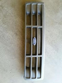 Ford truck grille Red Deer