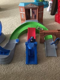 PJ Mask rival race track set no catboy included Woodbridge, 22191