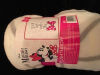 Minnie Mouse Plush throw blanket (new) Los Angeles, 90018