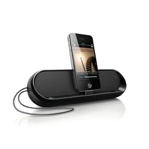 Philips Fidelio DS700 Iphone Ipod iPad Docking Hoparlör