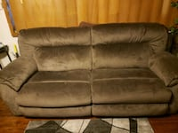 Reclining sofa, loveseat and chair Dallas, 75232