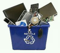 Electronics recycling Toronto