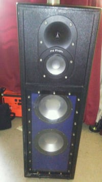 Studio Pro Tower Speakers New York, 10035