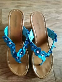 Charming Charlie Spring Wedges Edition.