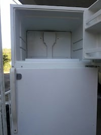 white top-mount refrigerator Anniston, 36201