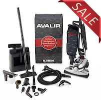 New Kirby Avalir Home/Car Cleaning System