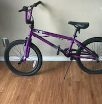 Need to sell today purple bicycle  Tulsa, 74137