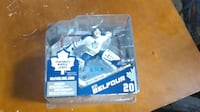 McFarlane Toys NHL Sports Picks Canada Exclusive Series 8 Action Figure Ed Belfour (Toronto Maple Leafs) White Jersey Variant Mississauga