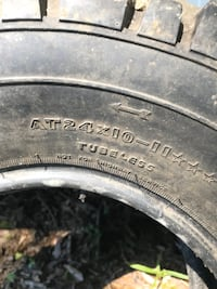 Tires for 4 wheeler and gator are best offer