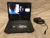Sony portable DVD player Cambridge, 02138