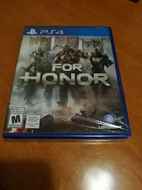PS4 - For Honor - Sealed