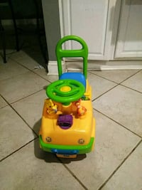 Fisher-Price musical Walker car kids 4 and up. Tampa, 33612