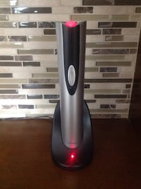 Oster cordless rechargeable wine opener Bolton, L7E 1X7