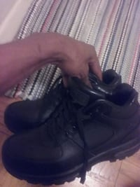 pair of black Nike Air Max shoes Temple Hills, 20748