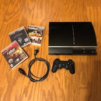 PS3/w Skyrim-Fallout-NFS/Controller Syracuse, 13203
