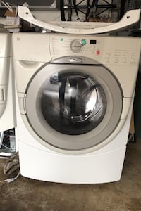Stackable Washing machine and dryer