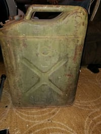 Vintage 1951 Gas Can or Jerry Can Oklahoma City, 73118
