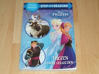 Frozen Story Collection - Step Into Reading Surrey