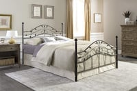 Sycamore Bed Head & Footboard (Double/Full) - BrandNew - FreeDelivery