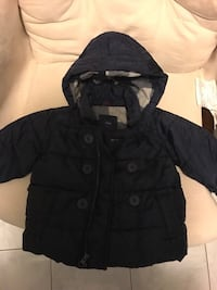 Boys Navy Blue Jacket (18-24mths) Vaughan, L6A 1J6