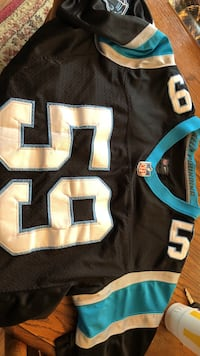 Official NFL jersey Kuechley Garner, 27529