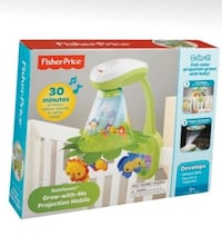 Fisherprice Grow with me projection