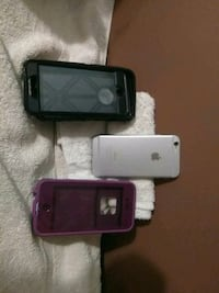 black iPhone 5 with case Jacksonville, 32220