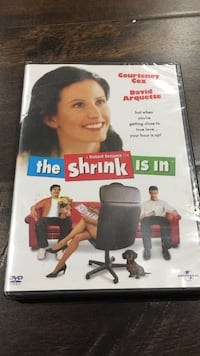 The Shrink Is In DVD new