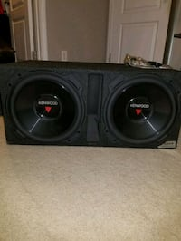 Dual 12 in. Subwoofers Rio Rancho, 87144