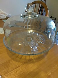 clear glass bowl with lid Apple Valley, 92308