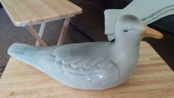 Large Outdoor seagull decoration