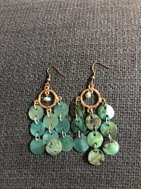 Turquoise Earrings Toronto, M2J 1W6