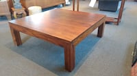 Rosewood Coffee Table Victoria