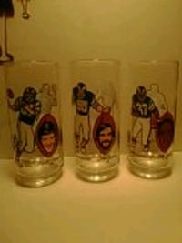 Vintage Eagles glasses Shenandoah, 17976