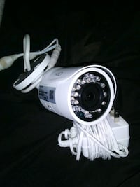Wi-Fi camera used for month works like new.  Albuquerque, 87102