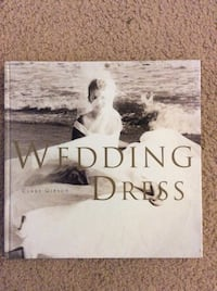 Book---Wedding dress book.       wedding dress by clare Gibson Los Angeles, 90064