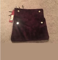 Purple clutch purse Laurel, 20707