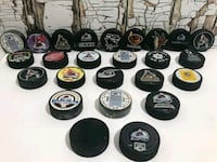 Hockey Pucks Lot All Included New Denver, 80203