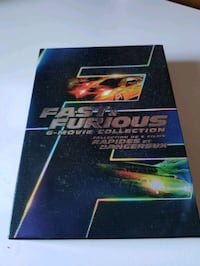 Fast and the Furious - 6 movies collection  All 6  London, N6E 2J4