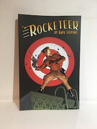 The Rocketeer graphic novel Mississauga, L5C