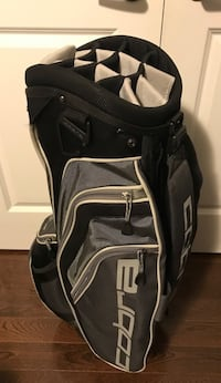 Cobra X Lite Cart Bag Toronto, M6E 4T6