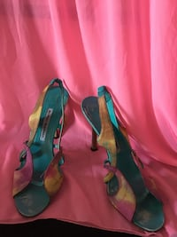Manolo Heels Size 8 1/2 Los Angeles, 90008